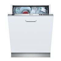 Image of: Neff Integrated Dishwasher (S54M45X2GB)