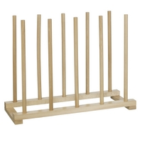 Image of: Beech Welly Boot Shoe Rack
