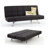 Magical Brian 2 Seater Sofa Bed - Cabin Beds, TV Beds. Leather