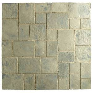 Image of: Minster Paving Patio Slabs 5.76sqm (Rustic Sage)