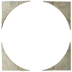 Image of: Minster Squaring Off Patio Slabs (Rustic Sage)