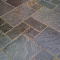 Image of: Patio Slabs - Antique Natural Sandstone Paving - 15.30m2