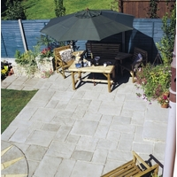 Image of: Paving Slabs - Old Town Grey-Green - 6.40m2