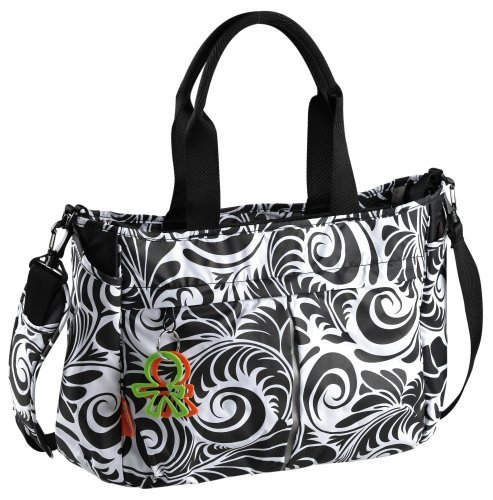Image of: Okiedog Designer Messenger Baby Changing Bag