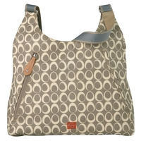 Image of: PacaPod Almora Baby Changing Bag - Sand