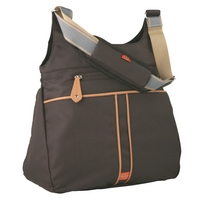 Image of: PacaPod Logan Baby Changing Bag - Mocha
