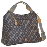 Image of: PacaPod Napier Baby Changing Bag - Black