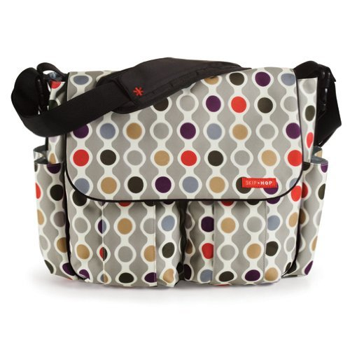 Image of: Baby Changing Bag - Wave Dot (Skip Hop)