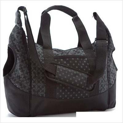 Image of: Summer Infant City Black Baby Changing Bag