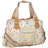 Image of: Baby Changing Bag - Peace Blossom (Yummy Mummy)