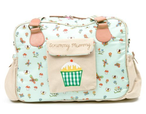 Image of: Baby Changing Bag - Bottom Of The Garden (Yummy Mummy)