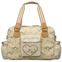 Image of: Designer Baby Changing Bag - Lovebirds (Yummy Mummy)