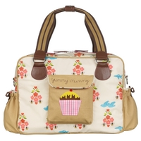 Image of: Yummy Mummy Changing Bag - Birds And Bees
