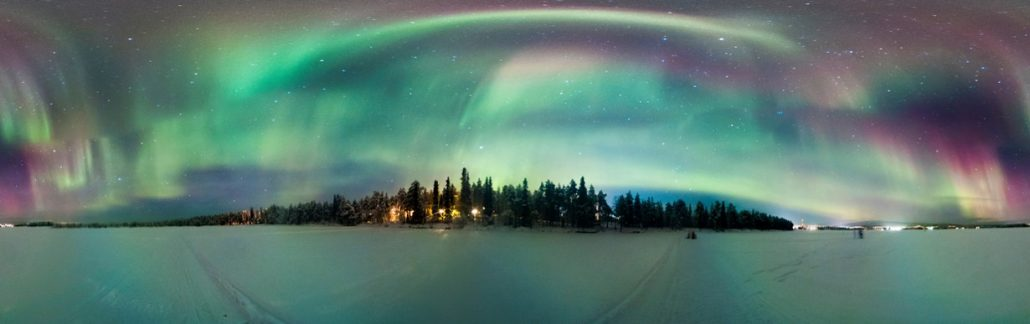 Best destinations for northern lights holidays