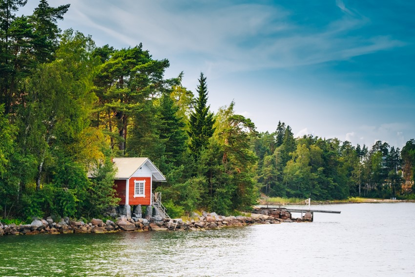 Holidays to Finland - Lakeland