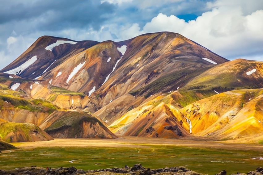 Things to do in Iceland - Rhyolite Mountains
