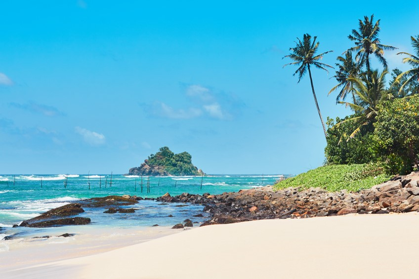 Sri Lanka Holidays - Beaches