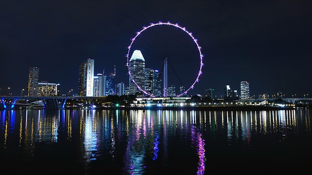 What to do in Singapore by night