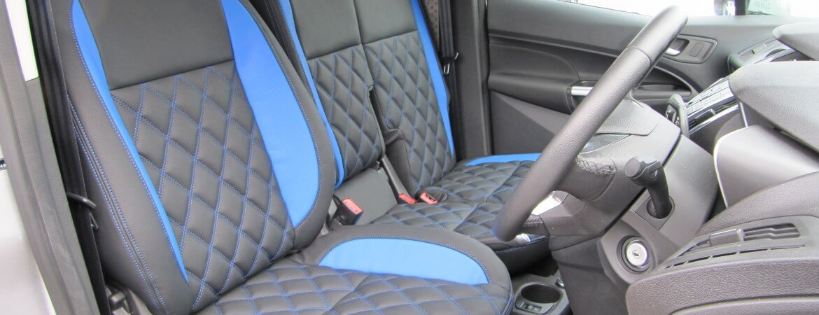 Ford Transit Custom Interior Seat Surgeons