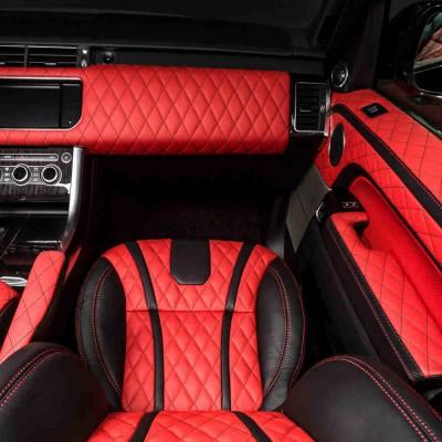 bespoke car interior york