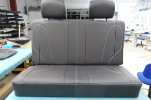 VW T5 BED