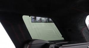 Range Rover Sport headlining pillars