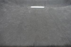 Audi S5 Headlining in black alcantara
