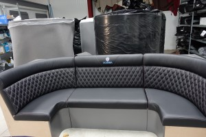 Scania seating
