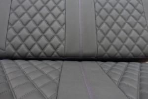 VW Transporter bed