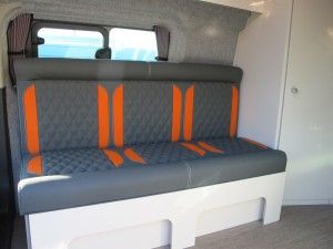 Bed for Transit Custom