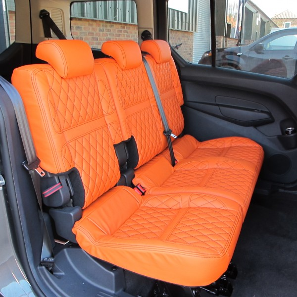 Ford Tourneo Connect Rear Seats