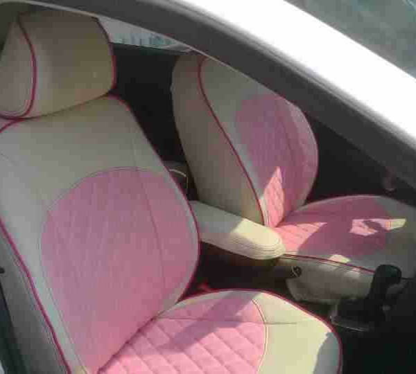 VW Polo Front Seat Covers