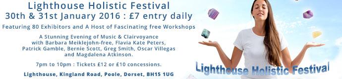 Lighthouse Holistic Festival 2016