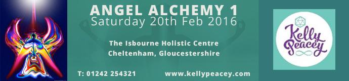 Angel Alchemy 1, 2 & 3