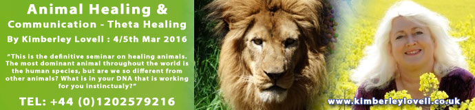 Animal Healing & Communication - Theta Healing