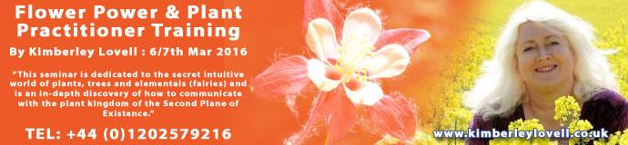 Flower Power & Plant Practitioner Training