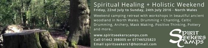 Spiritual Healing + Holistic Weekend