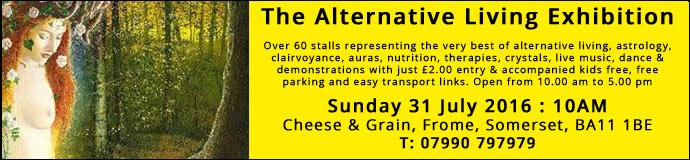 Alternative Living Exhibition