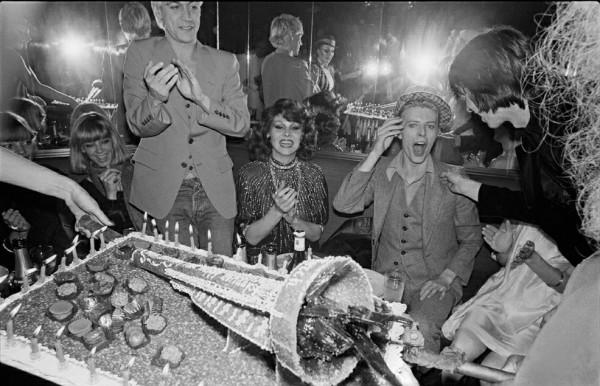 I 30 anni di David Bowie.