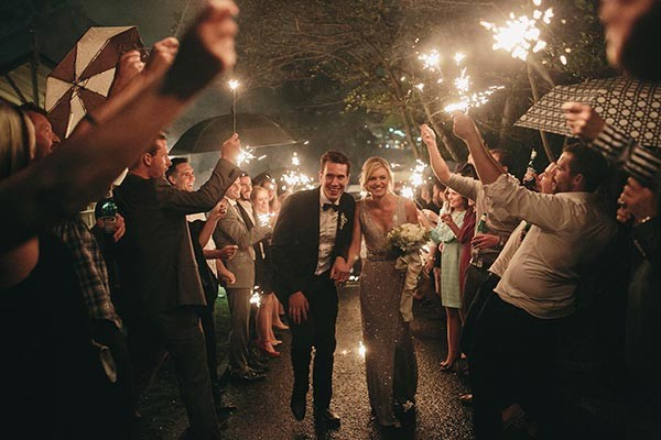 documenting awesome weddings