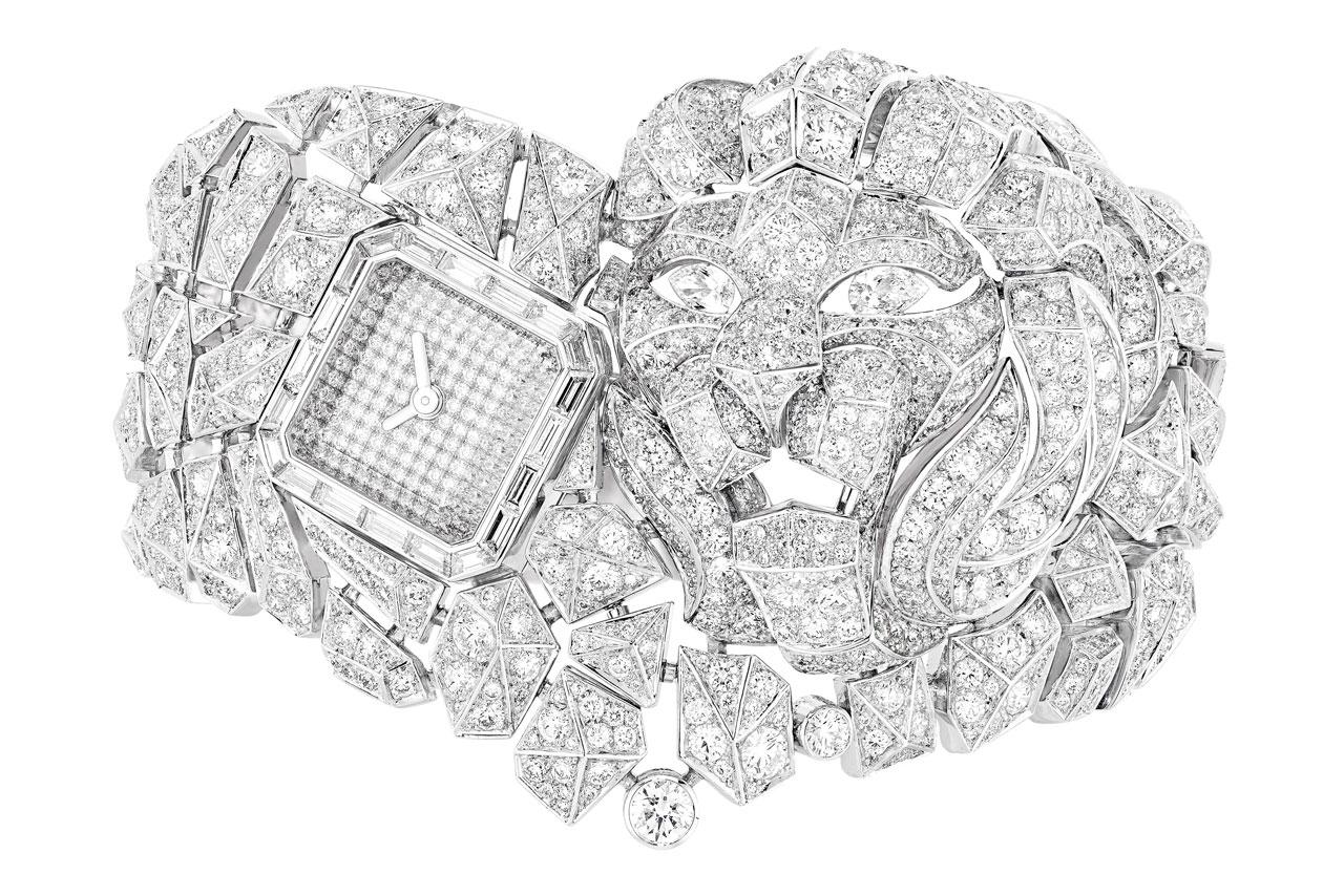 Chanel Lion Mosaique