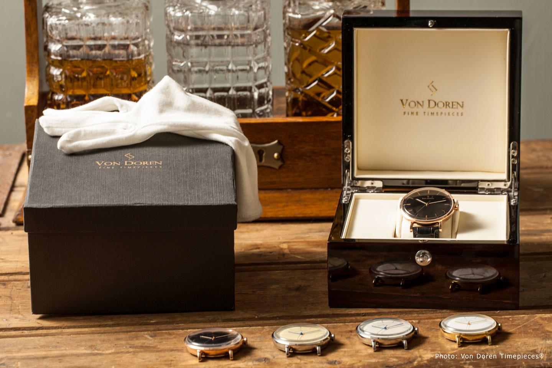 von-doren-watch-on-table