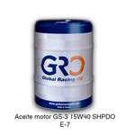 Aceite motor gs 3 15w40 shpdo e 7