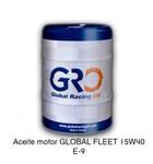 Aceite motor global fleet 15w40 e 9