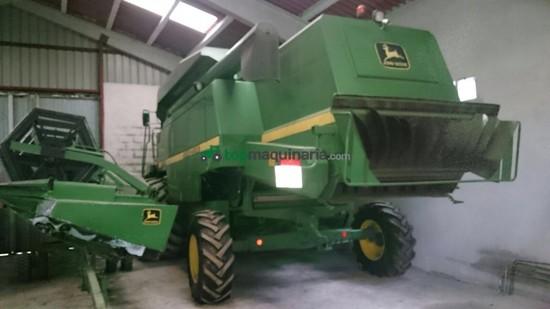 1 cosechadoras de cereales john deere 1458031232