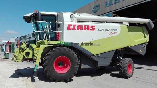 Lexion 550 pg agromaquinas1