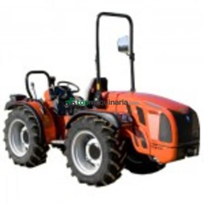 Tractor articulado