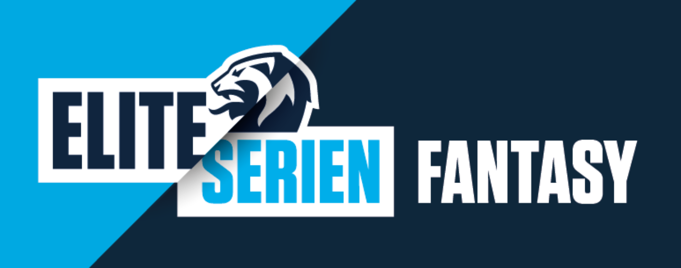 Eliteserien Fantasy Logo Farget Bakgrunn