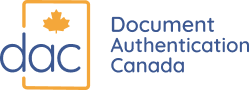 Document Authentication Canada