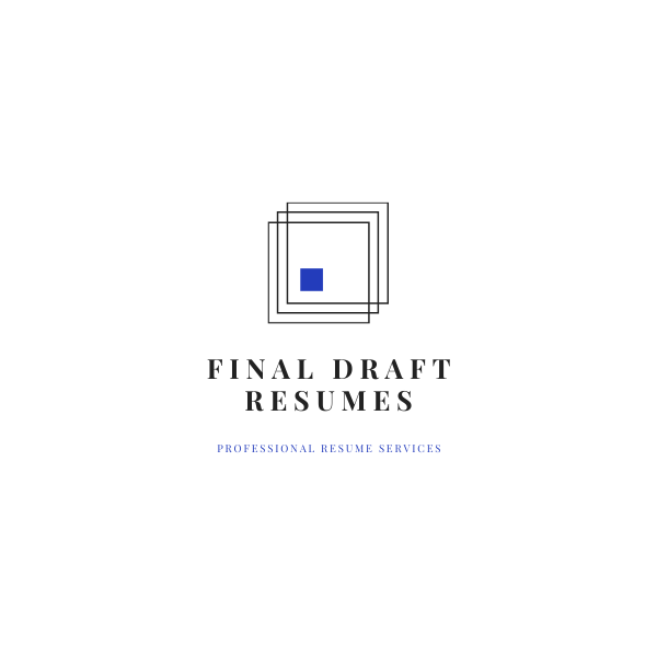 Final Draft Resumes